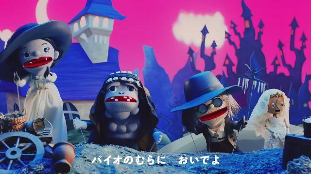 Resident Evil Village Capcom Videojuegos Show de Marionetas