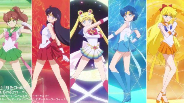 Sailor Moon: Chicas recrean a la perfección a las Sailor Guardians con espectaculares cosplays