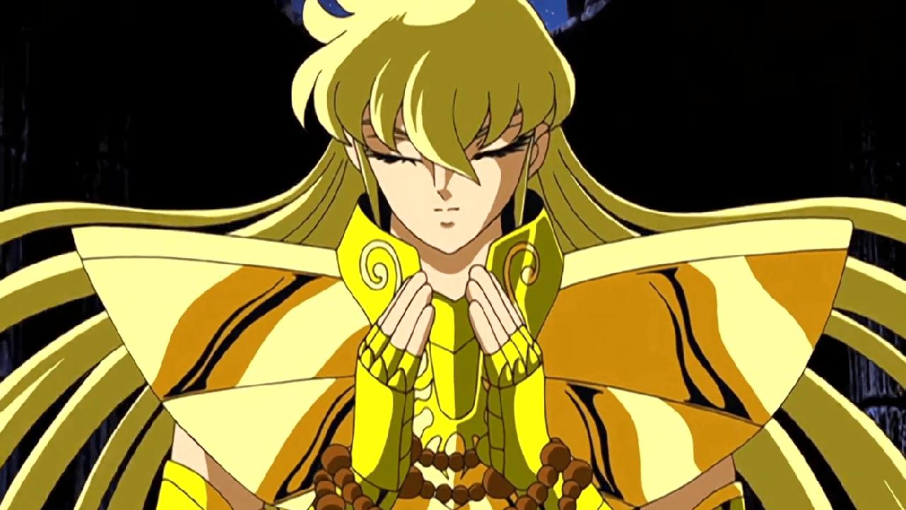 saint seiya virgo personajes ranking poder