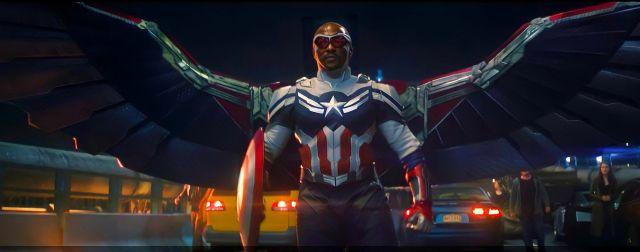 Sam Wilson es el nuevo Capitán América