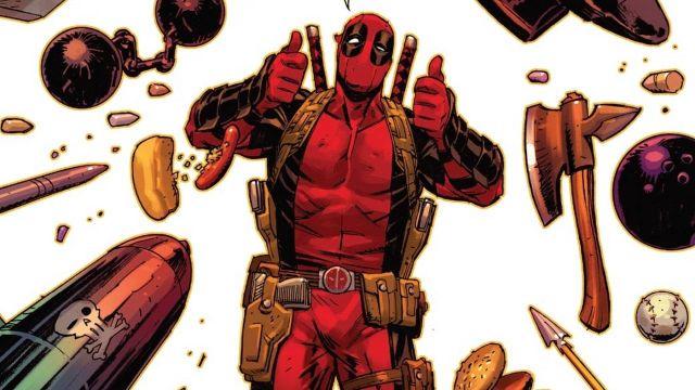 Deadpool Marvel Serie Animada Marvel Comics