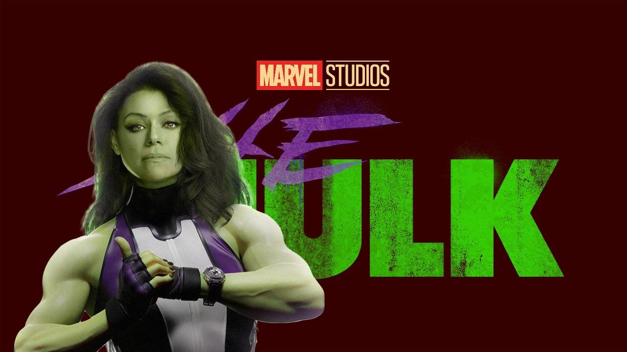 She-Hulk Serie Tatiana Maslany Marvel Studios