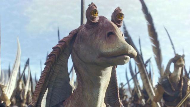 Jar Jar Binks no estará en Obi-Wan Kenobi