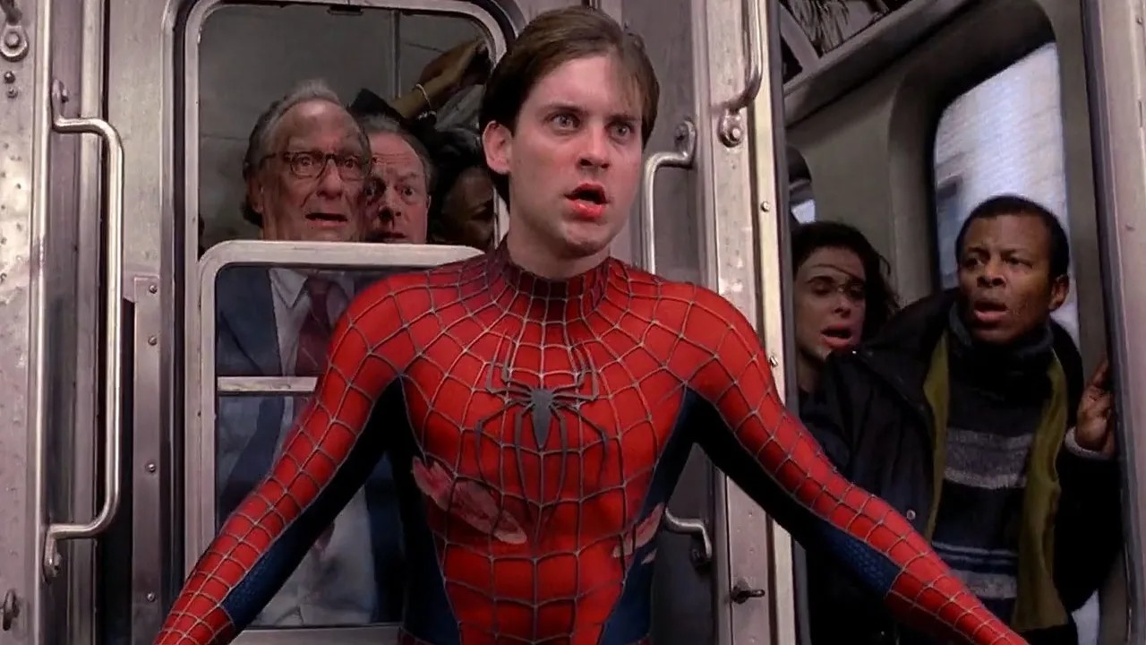 Tobey Maguire Spider-Man Película Marvel Spider-Man No Way Home