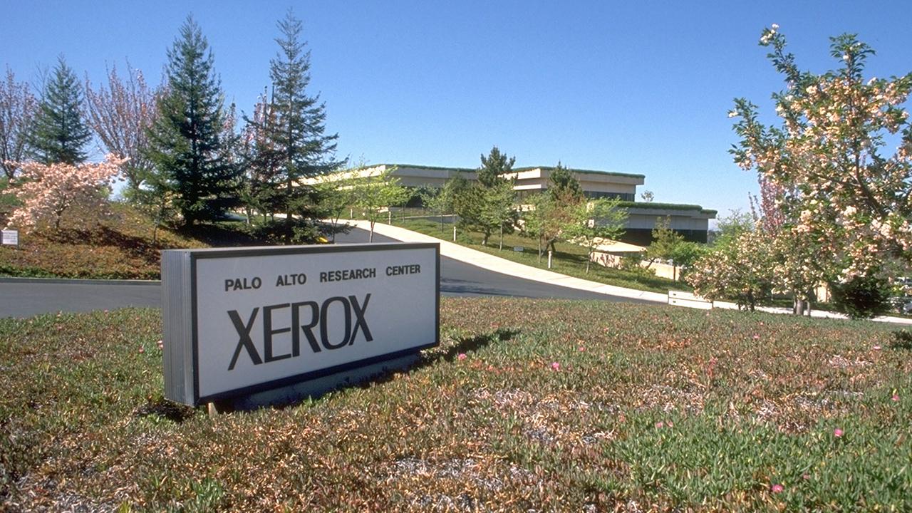 Instalaciones del Xerox PARC