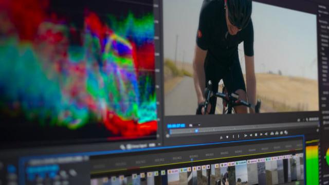 adobe premiere pro interfaz edicion de video
