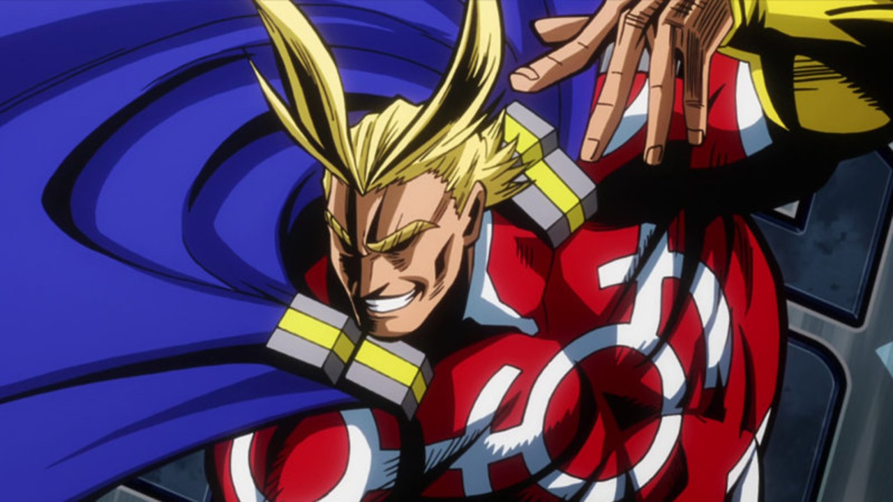 all might boku no hero one for all