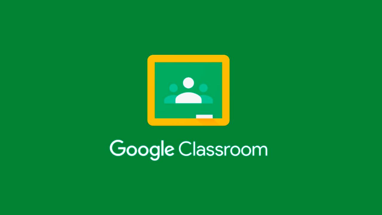 google classroom logo clases en línea