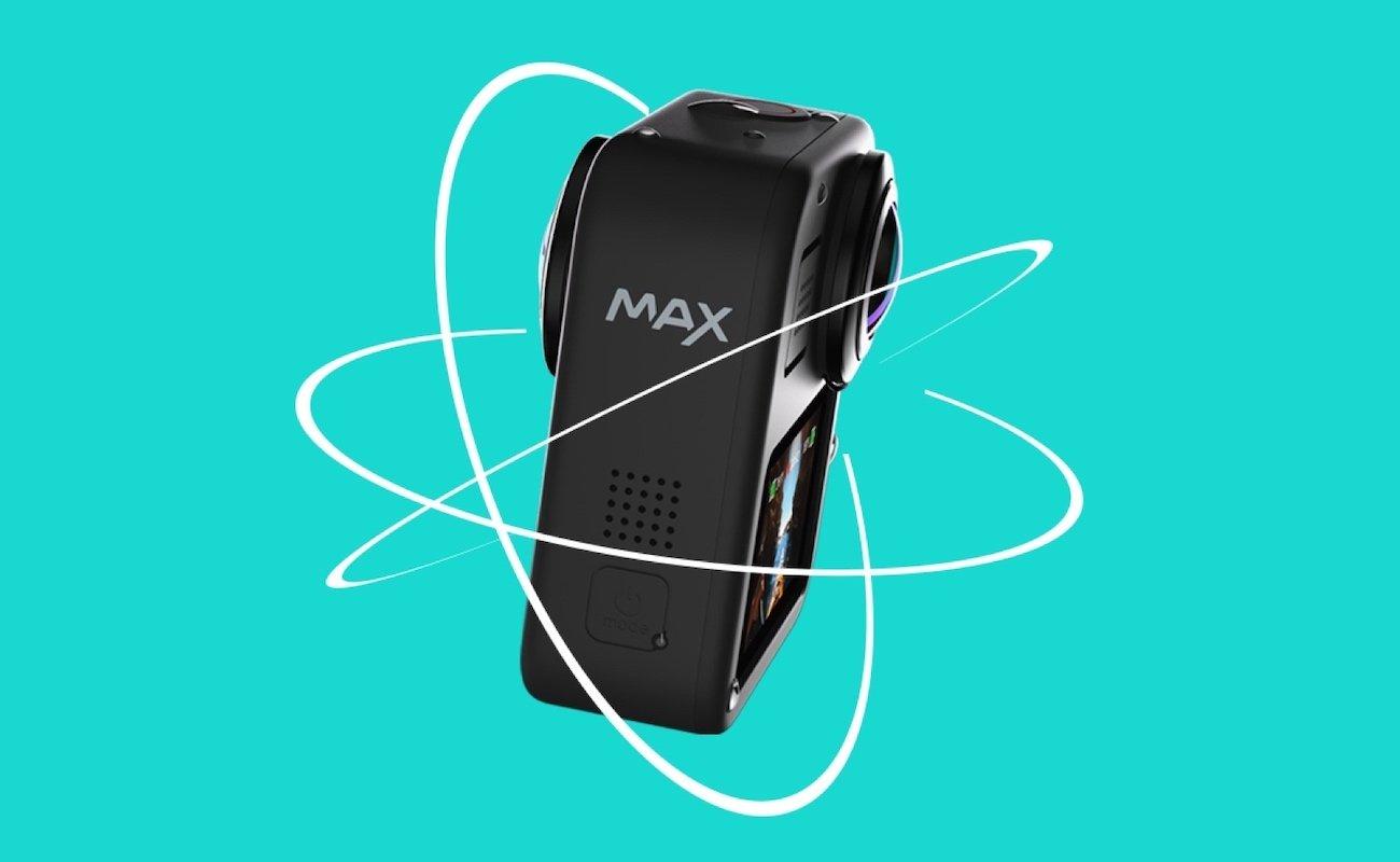 gopro max grabacion 360