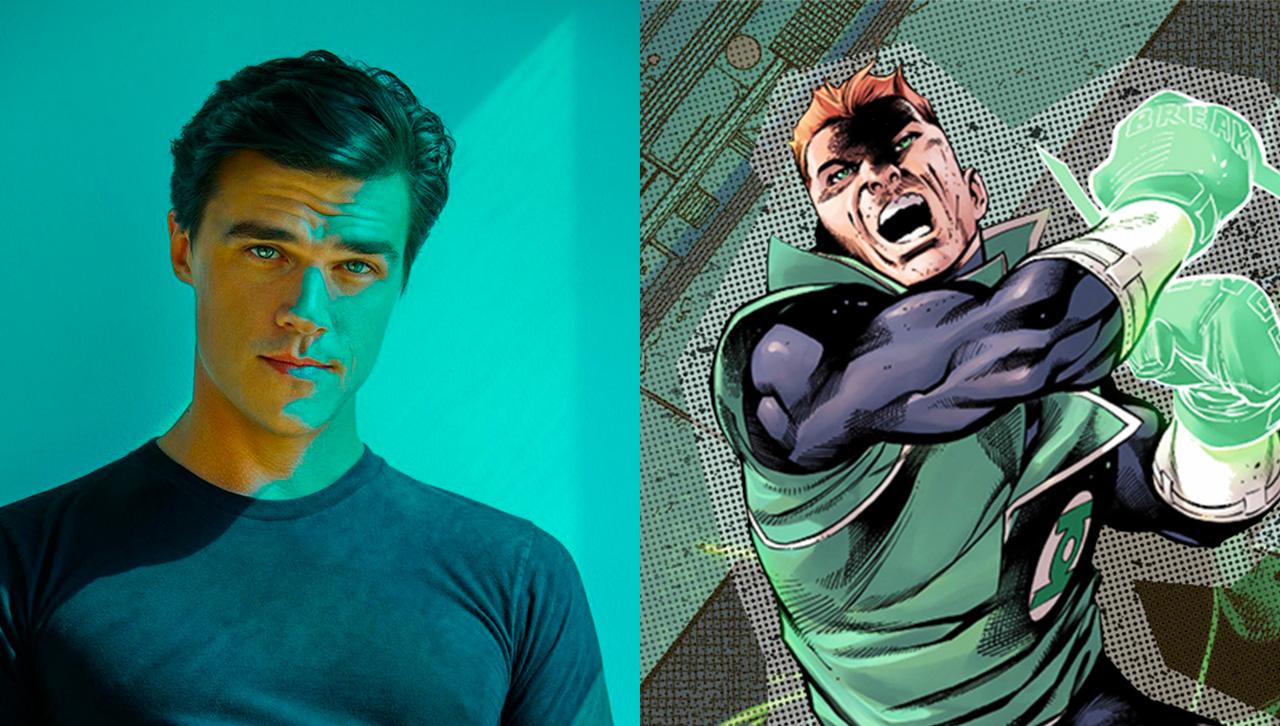 Ya tenemos al actor de Guy Gardner en Linterna Verde
