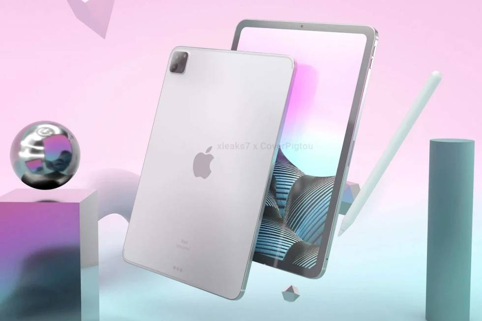 Esto es lo que veríamos en la nueva presentación de Apple