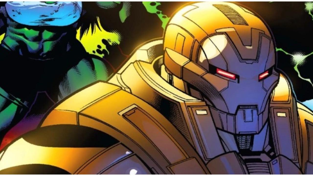 iron man armadura anti celestiales godkiller