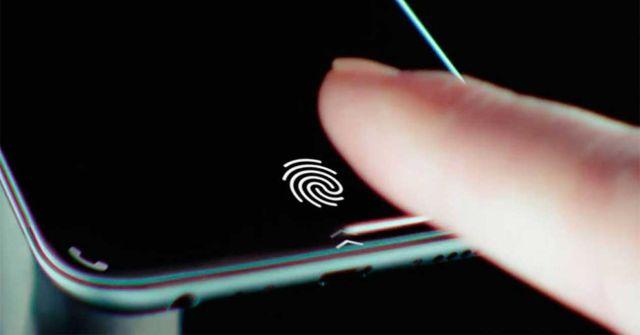 La huella dactilar es un dato biométrico