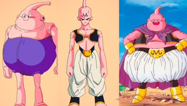 Dragon Ball: Majin Buu original