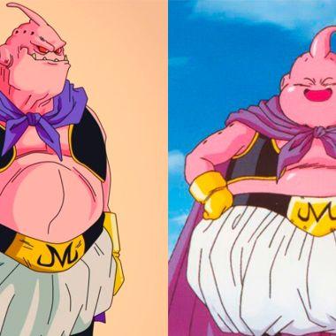 Así eran los otros Majin Buu que no vimos en Dragon Ball Z