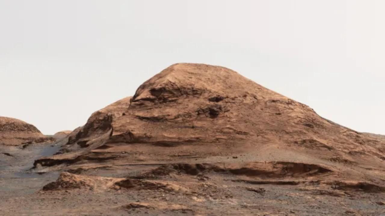 montaña rafael navarro en marte