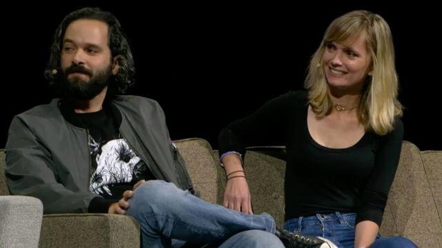 Neil Druckmann y Halley Gross, responsables de The Last of Us