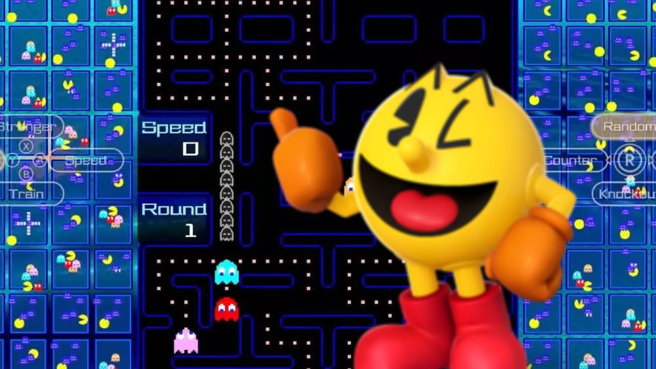 Así es Pac Man 99 el nuevo juego battle royal de Bandai Namco