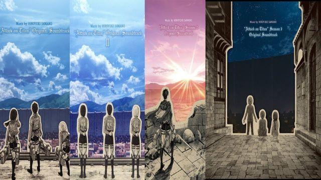 La música de Shingeki no Kyojin te dejará marcado.