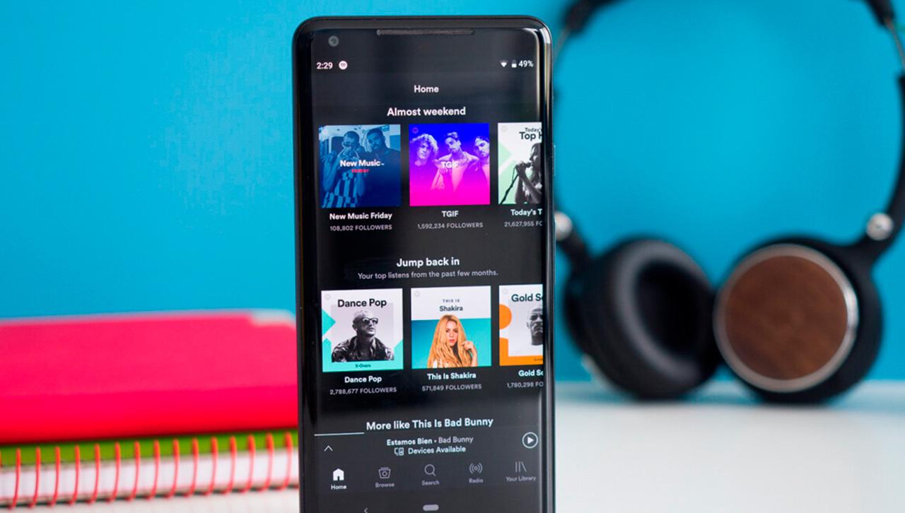 Los Podcast de Spotify recibirían más dinero.