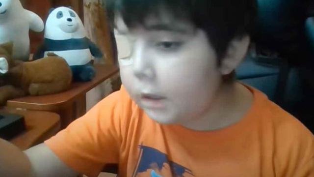 tomiii 11 niño con cancer chile