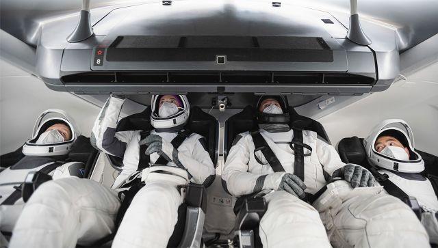 Esta es la tripulación de la misión SpaceX Crew 2
