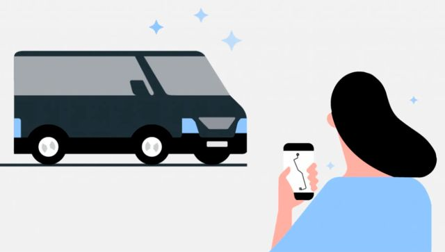 Uber Van para empresas llega a México