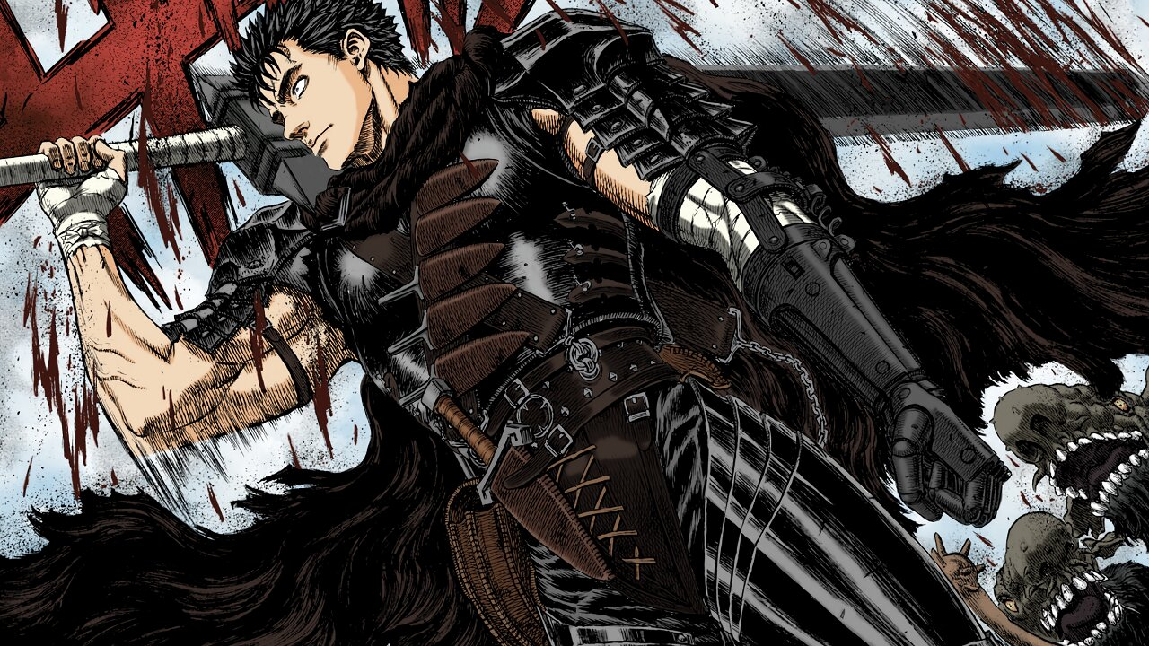 berserk manga regreso asistente kentaro miura manga