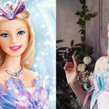 Chica le da vida a toda la magia de Barbie El Lago de los Cisnes con este asombroso cosplay