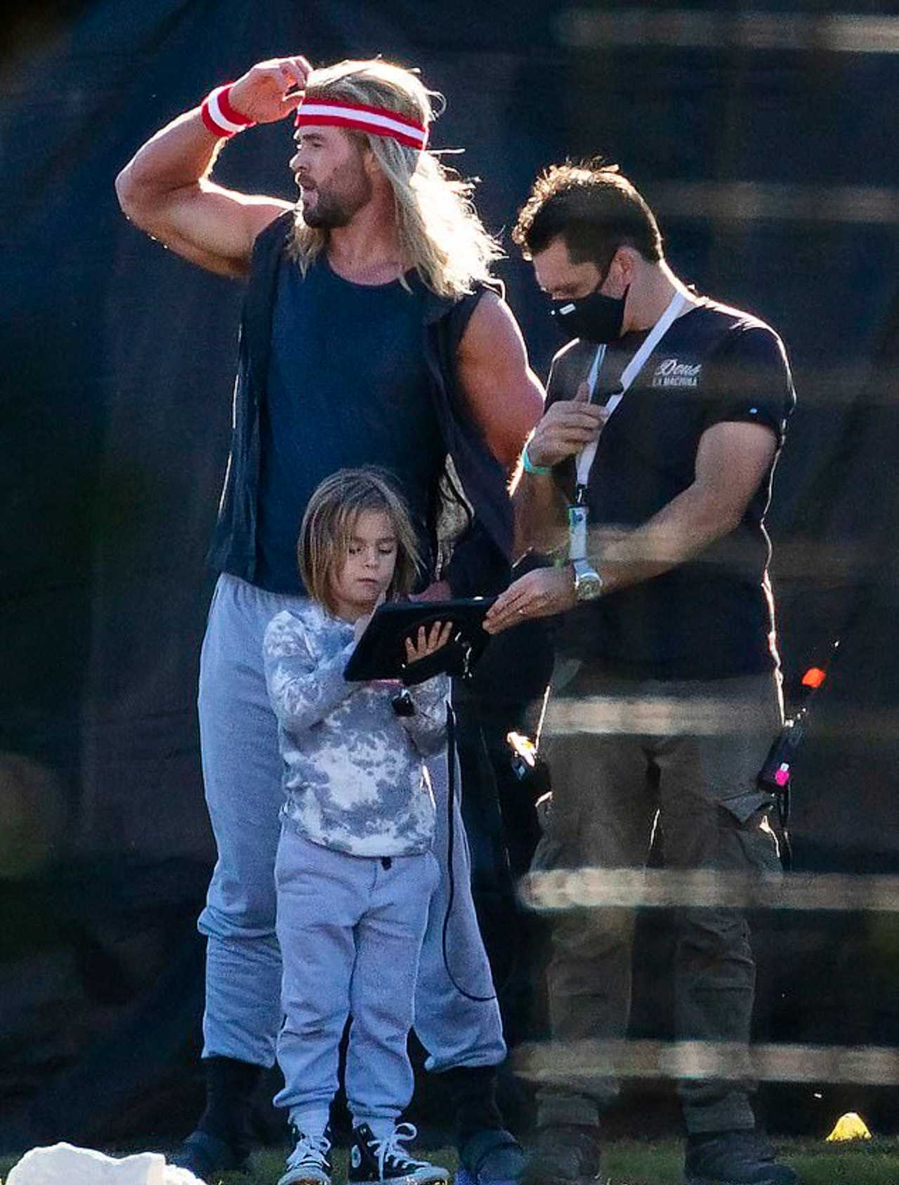 Thor 4 Chris Hemsworth Thor Love and Thunder Nuevas Imágenes