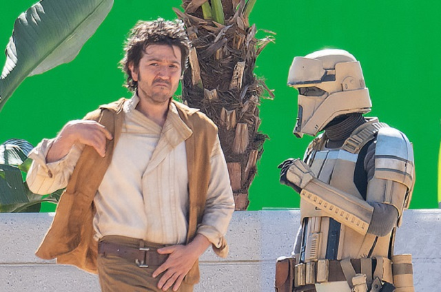 Star Wars Serie Andor Disney+ Diego Luna