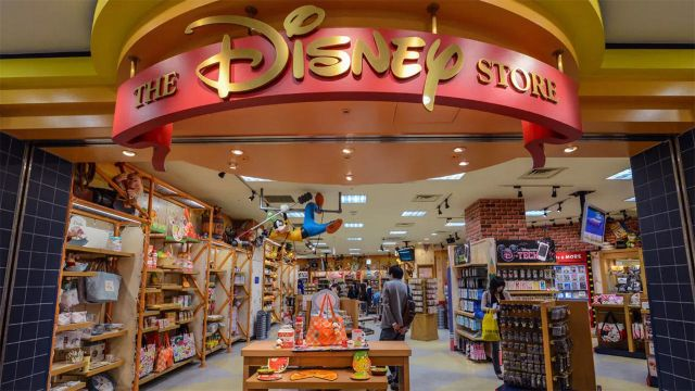 Disney Tienda Minorista Cierre 2021