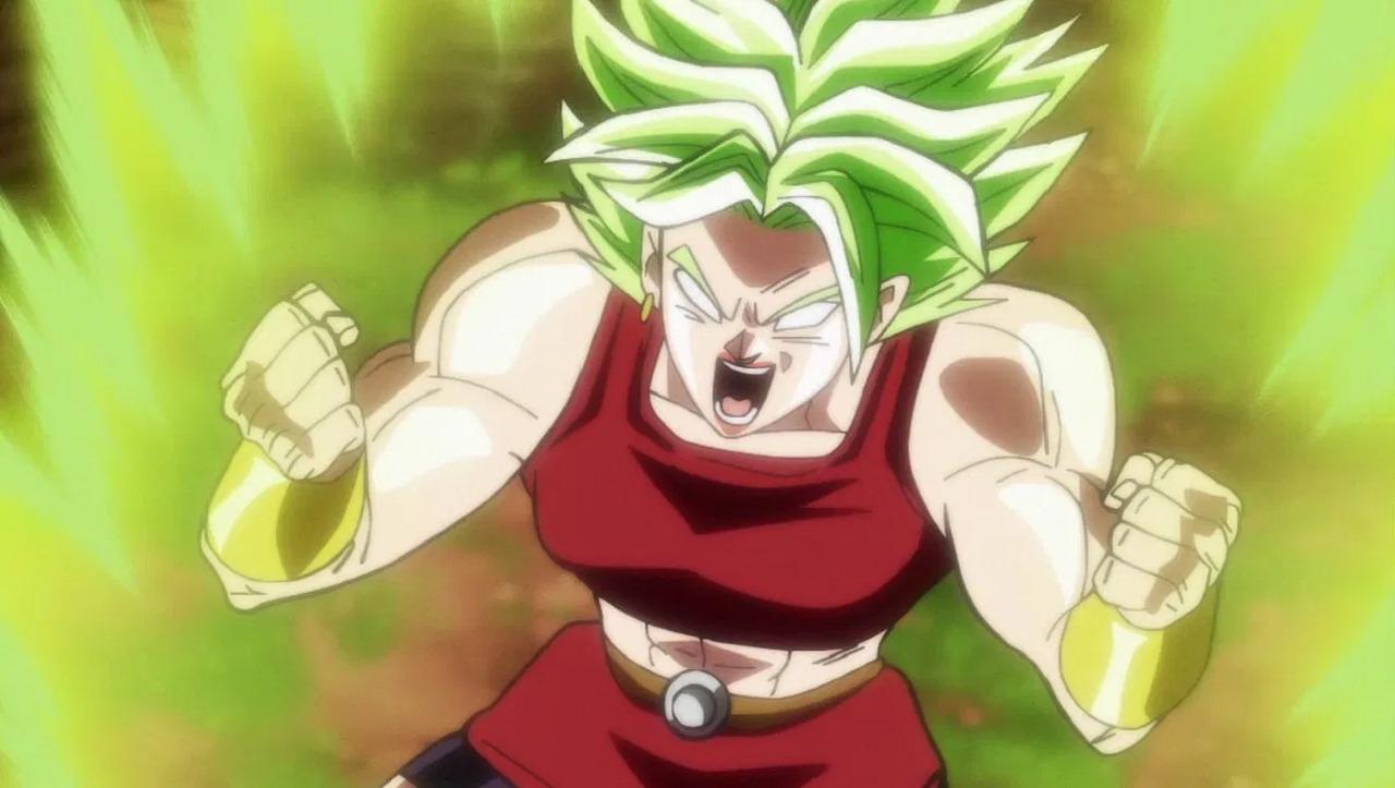 dragon ball kale ranking poder