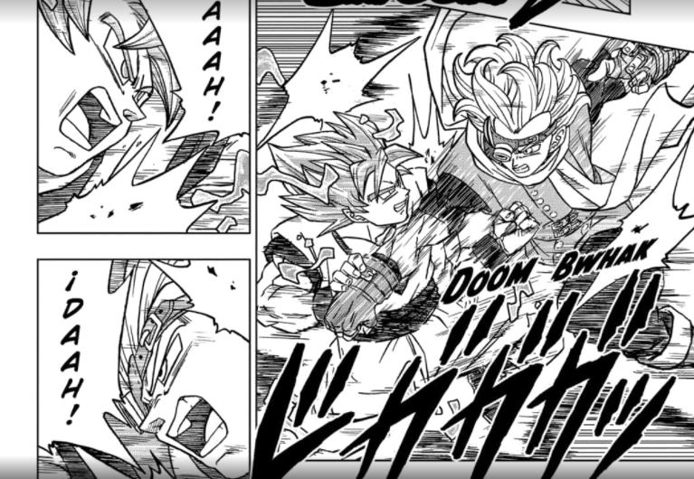 Dragon Ball Super manga capitulo 72: Así fue la batalla entre Goku vs  Granola | Código Espagueti