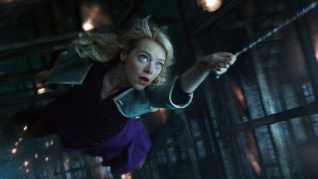 Spider-Man No Way Home Gwen Stacy Emma Stone Marvel
