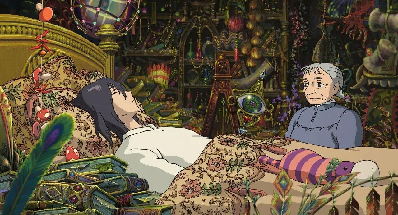 castillo vagabundo película anime ranking