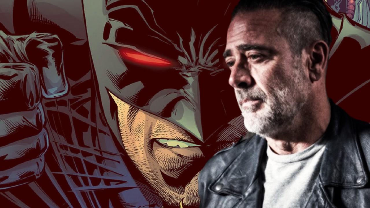 Batman The Flash Flashpoint Jeffrey Dean Morgan DC Comics