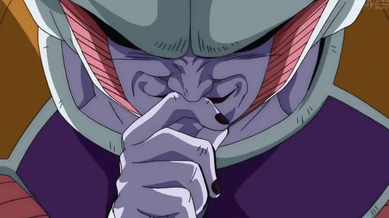 Dragon Ball Freezer Anime Akira Toriyama