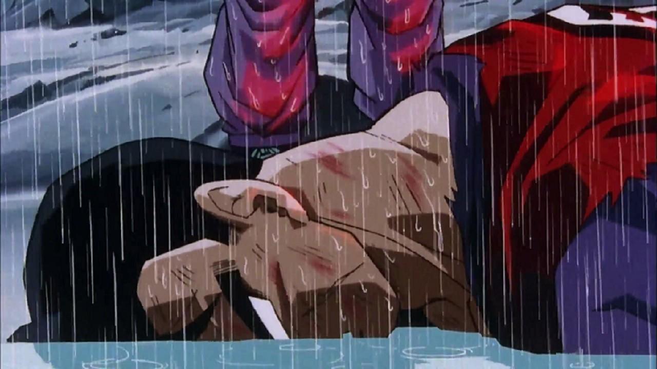 Muerte Gohan del Futuro Película Los Dos Guerreros del Futuro: Gohan y Trunks
