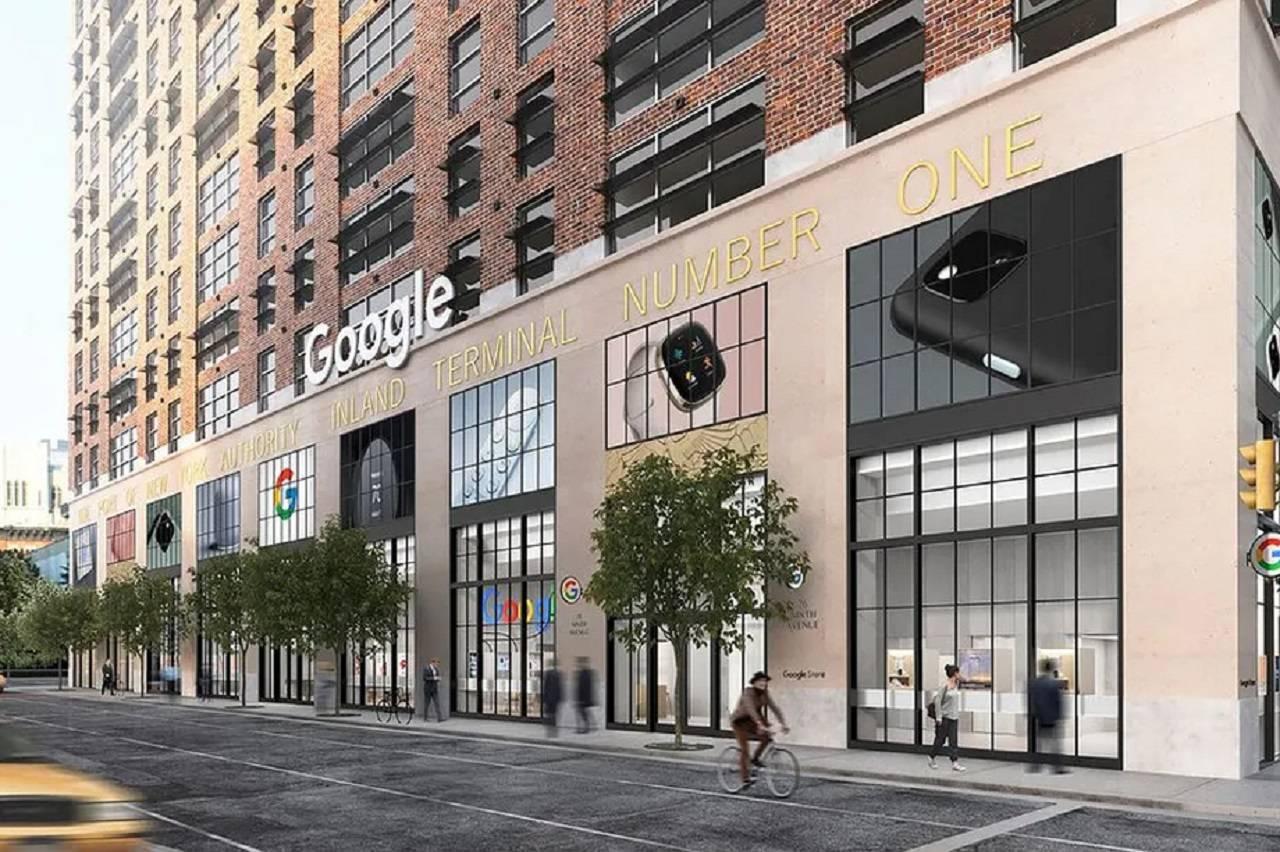 Primera Tienda Física de Google en Nueva York