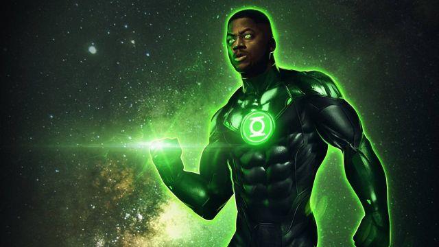 Green Lantern John Stewart Fanart Justice League Snyder Cut