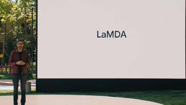 Google Inteligencia Artifical LaMDA