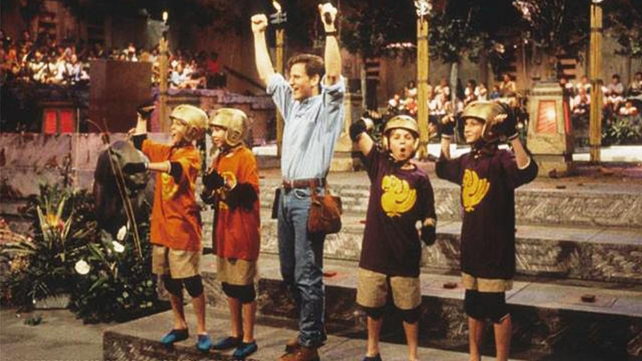 Leyendas del Templo Escondido Serie Televisión Nickelodeon