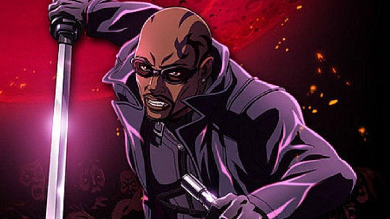 blade madhouse anime marvel
