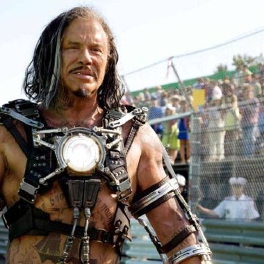 Mickey Rourke Iron Man 2 Whiplash Marvel Película