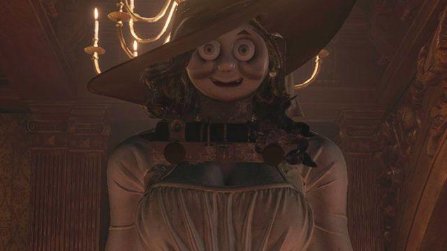 Los mods más extraños de Resident Evill Village