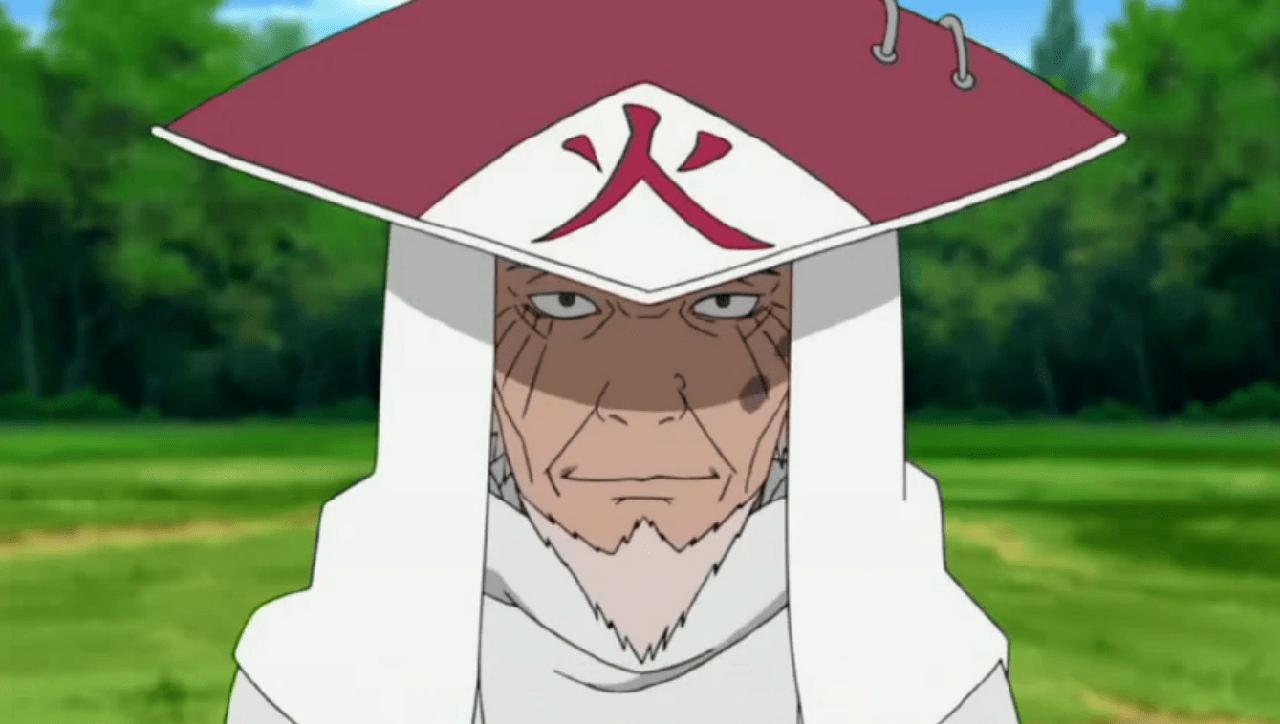 hokage hiruzen naruto ranking poder