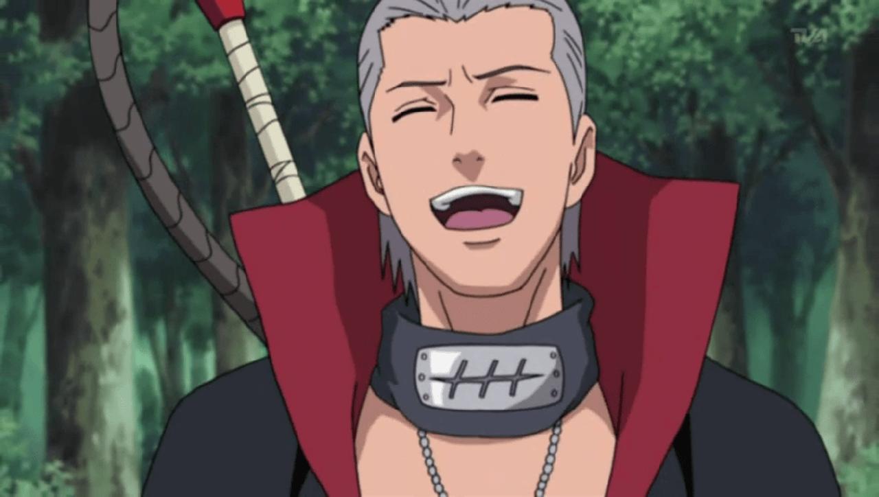 hidan akatsuki naruto ranking poder