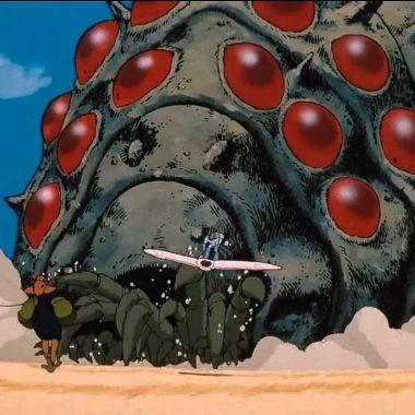Hideaki Anno Live-action Nausicaä Studio Ghibli