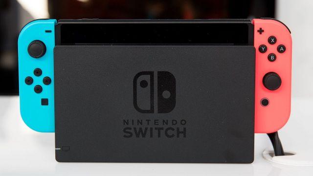Nintendo Switch Pro Características Lanzamiento Precio